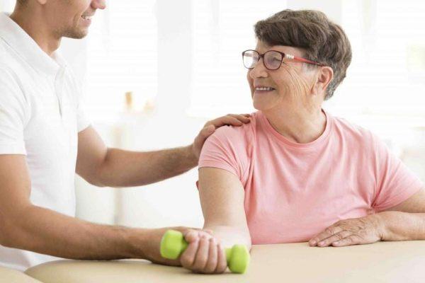 Geriatrics: Physical rehabilitation for older patients.